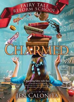 Charmed 1492635936 Book Cover