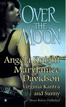 Over the Moon 0425213439 Book Cover