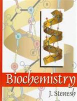 Hardcover Biochemistry Book