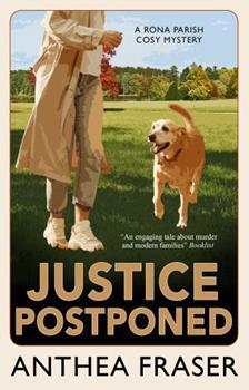 Justice Postponed: A Rona Parish Mystery 0727884182 Book Cover