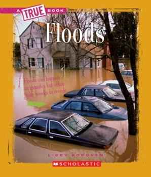 Paperback Floods (a True Book: Earth Science) Book