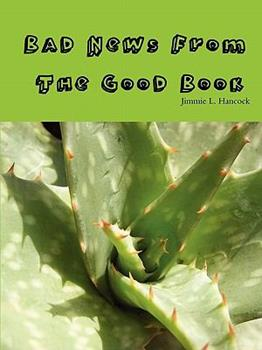 Paperback Bad News From The Good Book