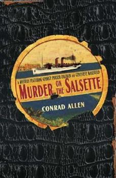 Murder on the Salsette: A Mystery (Shipboard Detectives Masefield) 0312307934 Book Cover