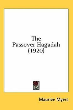 Hardcover The Passover Hagadah Book
