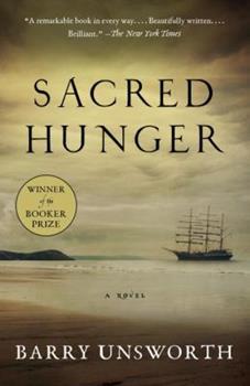 Sacred Hunger 0140119930 Book Cover