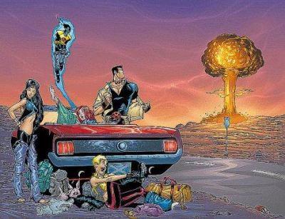 X-Men: Road Trippin'! - Book  of the Uncanny X-Men 1963-2011