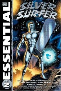 Essential Silver Surfer, Vol. 2 (Marvel Essentials) - Book  of the Essential Marvel