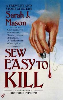 Sew Easy to Kill 042515310X Book Cover