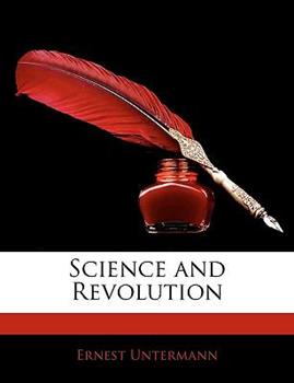 Paperback Science and Revolution Book