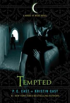 Paperback Tempted: A House of Night Novel Book