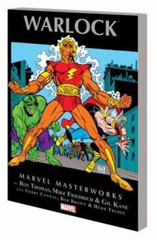 Marvel Masterworks Warlock 1 - Book #72 of the Marvel Masterworks