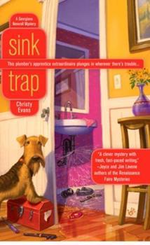 Sink Trap 0425230791 Book Cover