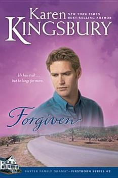 Paperback Forgiven (Firstborn Series-Baxter 2, Book 2) Book