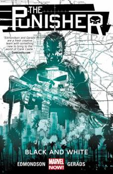 The Punisher, Volume 1: Black and White - Book  of the Punisher