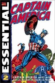 Essential Captain America Vol. 2 - Book  of the Essential Marvel