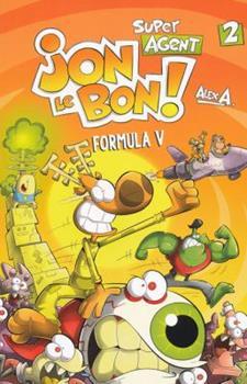 La formule V - Book #2 of the L'agent Jean