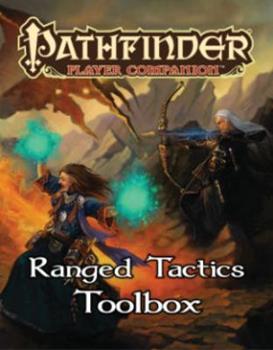 Pathfinder Player Companion: Ranged Tactics Toolbox - Book  of the Pathfinder Player Companion