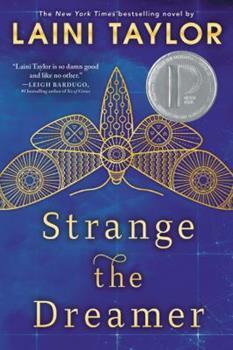 Strange the Dreamer 0316341673 Book Cover