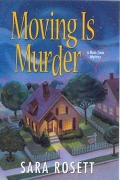 Moving is Murder 0758213379 Book Cover