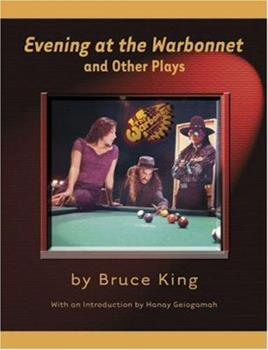Paperback Evening at the Warbonnet and Other Plays Book