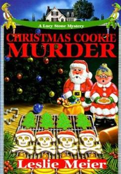 Paperback Christmas Cookie Murder Book