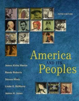 America and Its People 0673980731 Book Cover