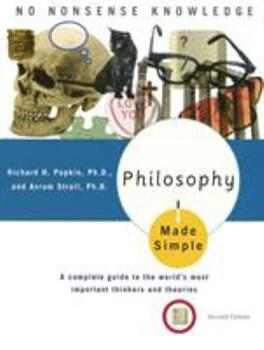 Philosophy Made Simple - Book  of the Made Simple
