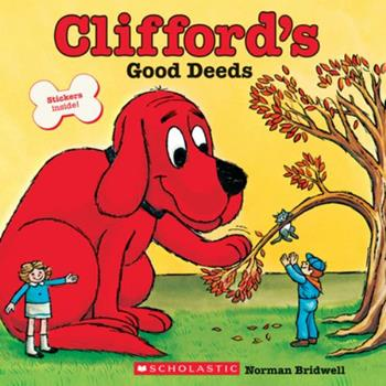 Clifford's Good Deeds (Clifford) - Book  of the Clifford the Big Red Dog