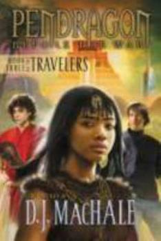 The Travelers: Book Three 1439578281 Book Cover