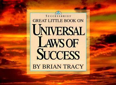 Great Little Book on Universal Laws of Success (Successories)