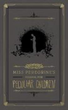 Diary Miss Peregrine's Journal for Peculiar Children Book