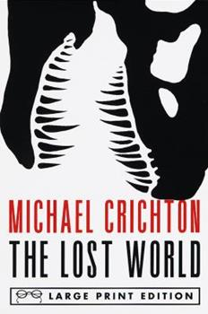 Paperback Lost World (Random House Large Print) [Large Print] Book