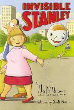 Invisible Stanley 0439367441 Book Cover