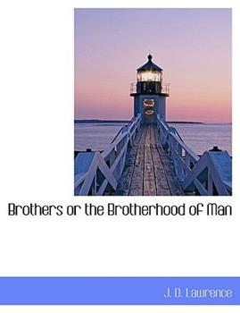 Paperback Brothers or the Brotherhood of Man Book