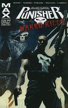 The Punisher MAX: Naked Kills - Book  of the Punisher