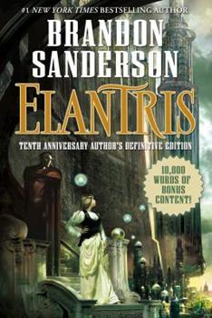 Elantris - Book  of the Cosmere