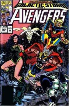 Avengers: Galactic Storm, Vol. 1 - Book  of the Avengers 1963-1996 #278-285, Annual
