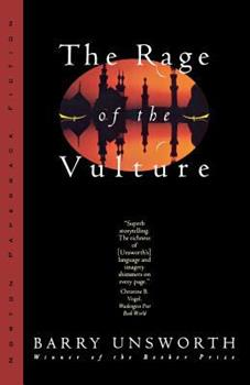 The Rage of the Vulture (Norton Paperback Fiction) 0393313085 Book Cover