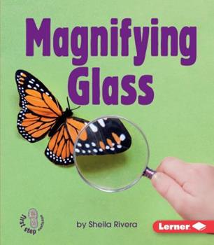 Magnifying Glass - Book  of the Simple Tools