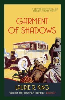 Garment of Shadows 0553807994 Book Cover