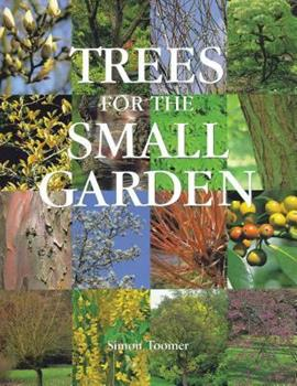 Hardcover Trees for the Small Garden Book