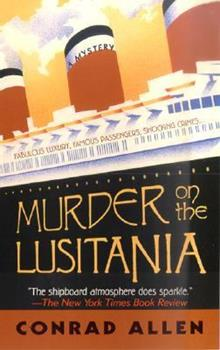 Murder on the Lusitania 0312241143 Book Cover