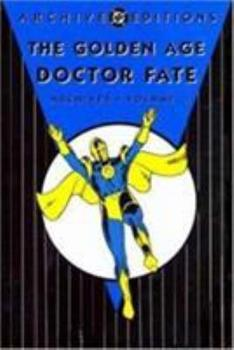 Dr. Fate Archive 1 (Archive Editions - Book  of the DC Archive Editions