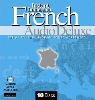 Audio CD Instant Immersion French Deluxe (French Edition) Book