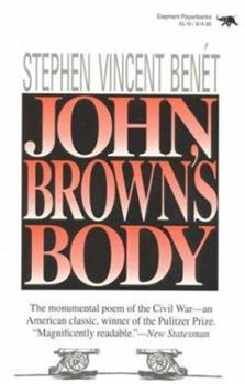 John Brown's Body 092958726X Book Cover