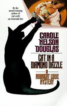 Cat in a Diamond Dazzle - Book #5 of the Midnight Louie