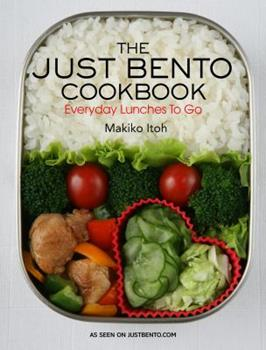 Paperback The Just Bento Cookbook : Everyday Lunches to Go Book