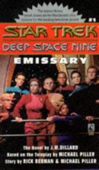 Emissary - Book #1 of the Star Trek Deep Space Nine