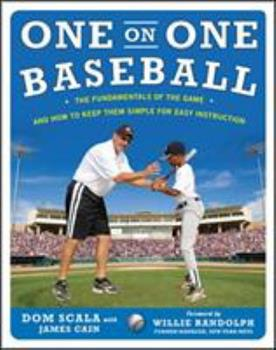 One on One Baseball 007148843X Book Cover