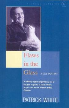Flaws in the Glass: A Self-Portrait 0670317594 Book Cover